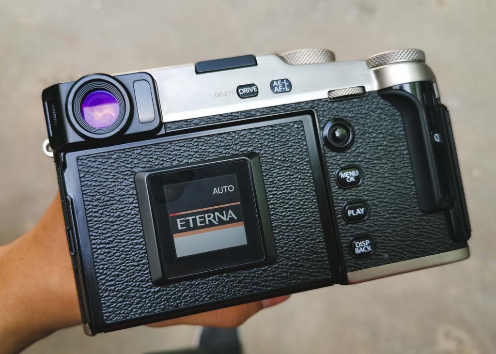 Đánh giá Fujifilm X-Pro3 - chỉ fan cứng mới mua Ảnh 7