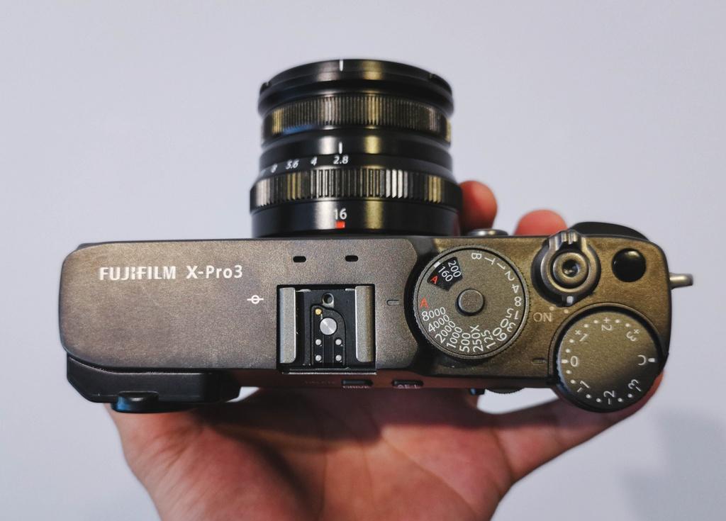 Đánh giá Fujifilm X-Pro3 - chỉ fan cứng mới mua Ảnh 2