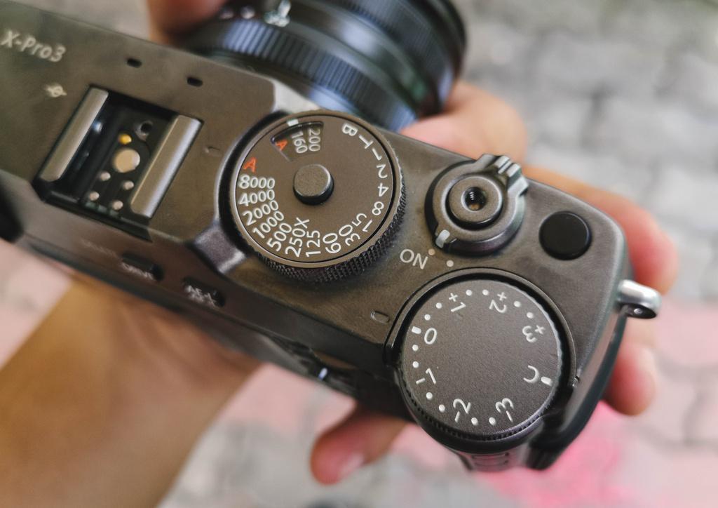 Đánh giá Fujifilm X-Pro3 - chỉ fan cứng mới mua Ảnh 5