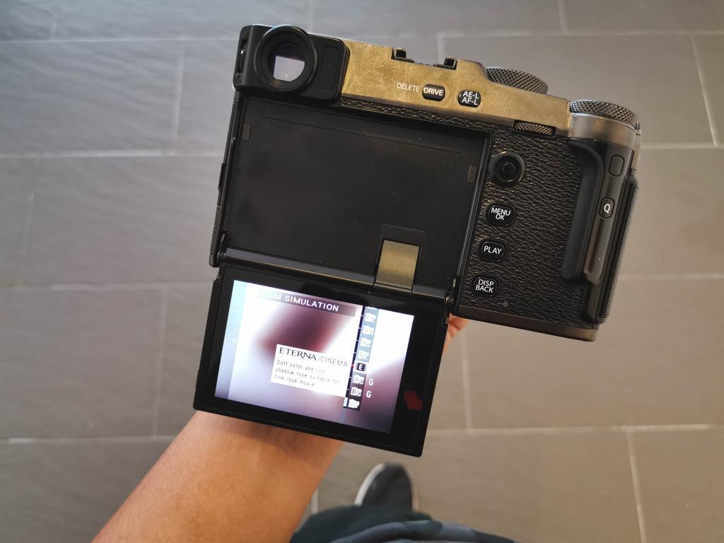 Đánh giá Fujifilm X-Pro3 - chỉ fan cứng mới mua Ảnh 3