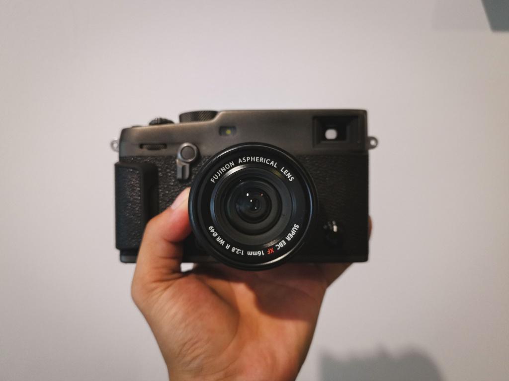 Đánh giá Fujifilm X-Pro3 - chỉ fan cứng mới mua Ảnh 1