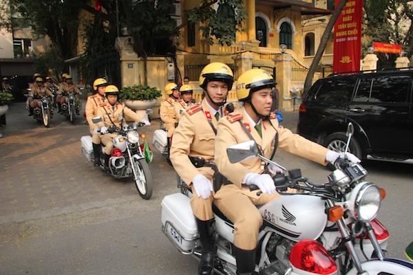Bố trí 30 tổ cảnh sát 141 tăng cường để đảm bảo an ninh trước và sau trận chung kết U22 Việt Nam - U22 Indonesia Ảnh 1