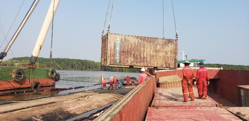 Tường trình của công ty trục vớt về việc 5 thợ lặn bị nạn Ảnh 2