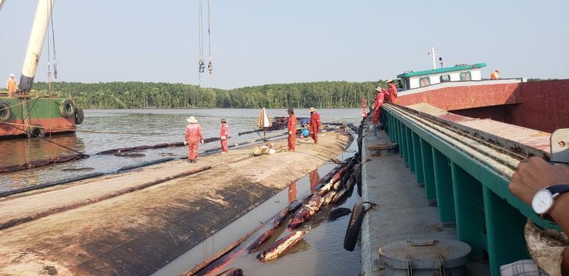 Tường trình của công ty trục vớt về việc 5 thợ lặn bị nạn Ảnh 3