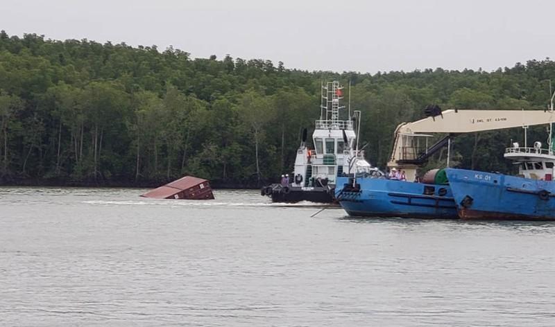 Tường trình của công ty trục vớt về việc 5 thợ lặn bị nạn Ảnh 4
