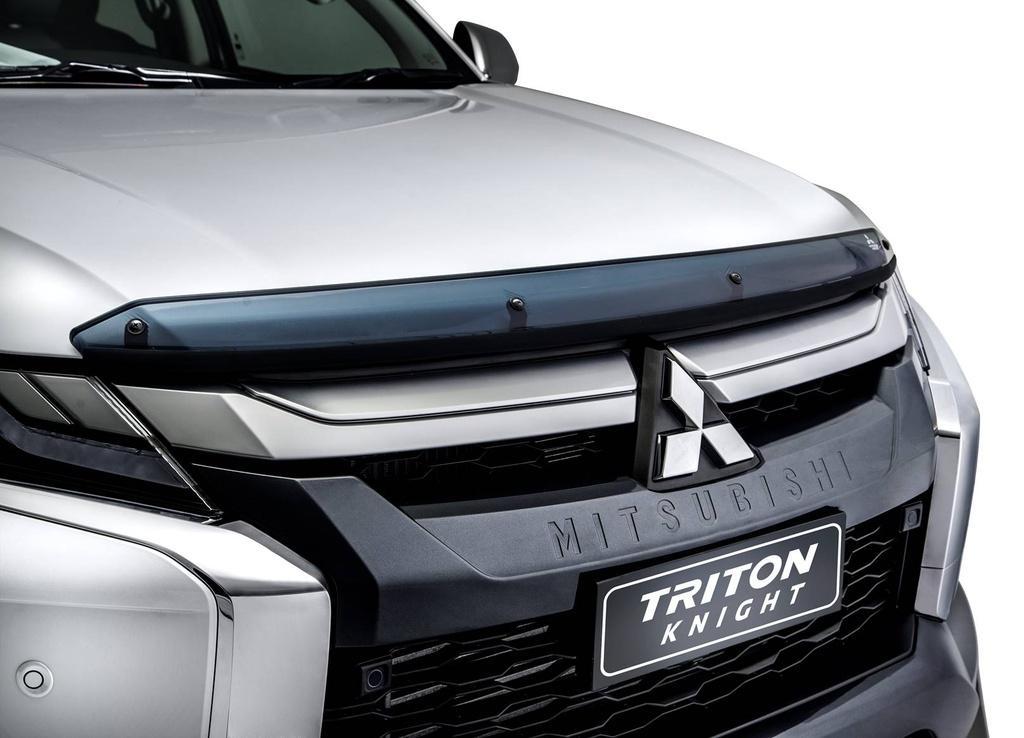 Mitsubishi Triton Knight - phiên bản đặc biệt giới hạn 120 chiếc Ảnh 5