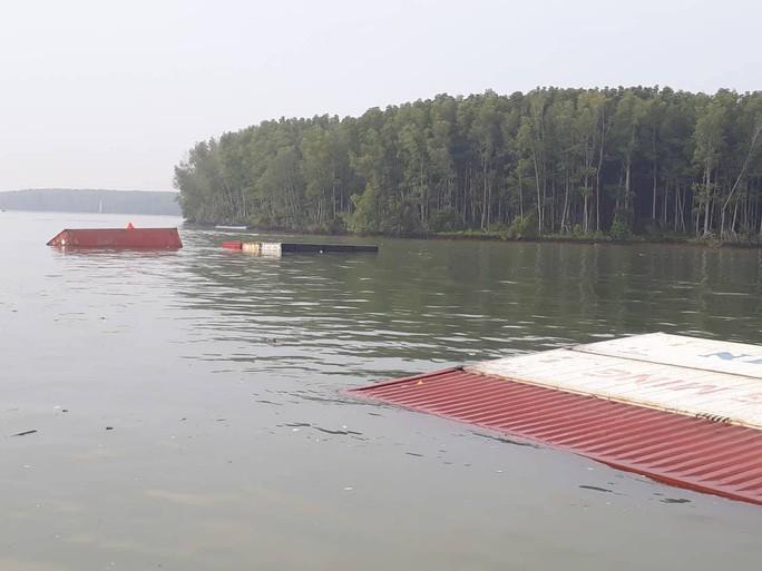NÓNG: 3 thợ lặn đang mất tích tại nơi trục vớt tàu chìm ở Cần Giờ Ảnh 1