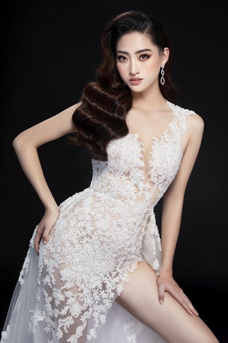 Ngắm Lương Thùy Linh trước giờ G chung kết Hoa hậu Thế giới Ảnh 4