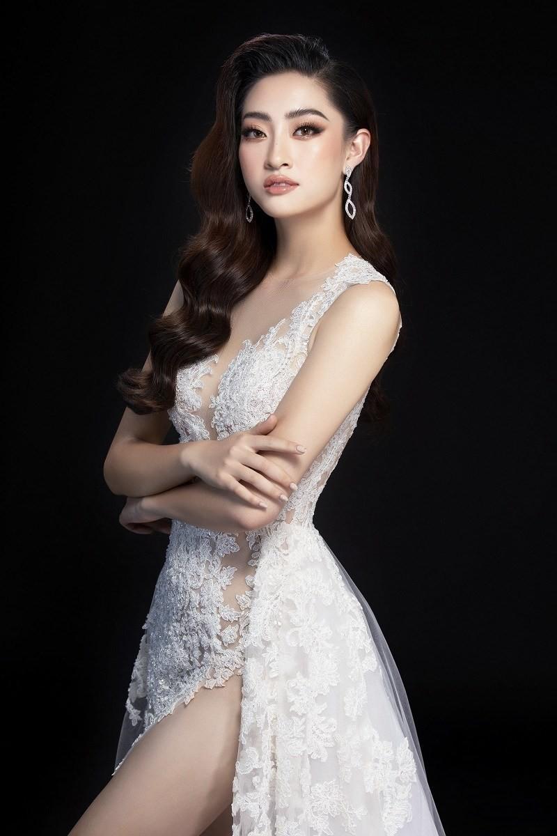 Ngắm Lương Thùy Linh trước giờ G chung kết Hoa hậu Thế giới Ảnh 5