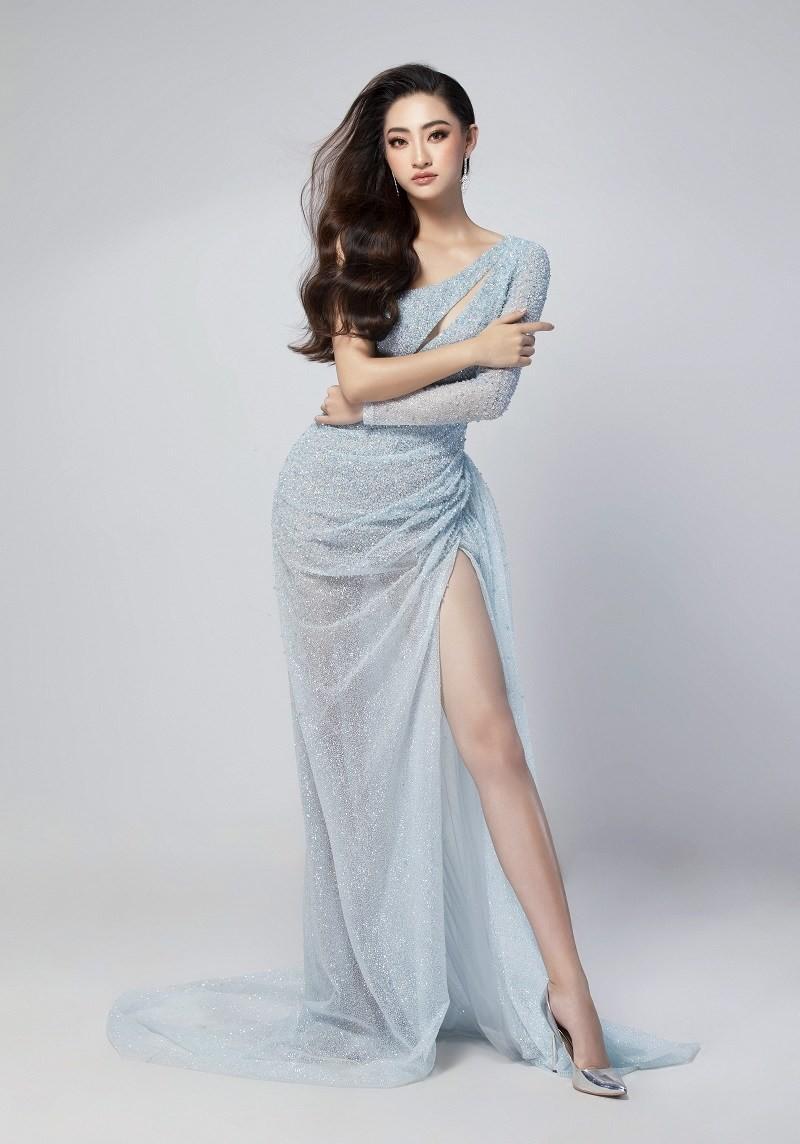 Ngắm Lương Thùy Linh trước giờ G chung kết Hoa hậu Thế giới Ảnh 9
