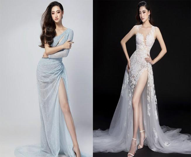 Ngắm Lương Thùy Linh trước giờ G chung kết Hoa hậu Thế giới Ảnh 1