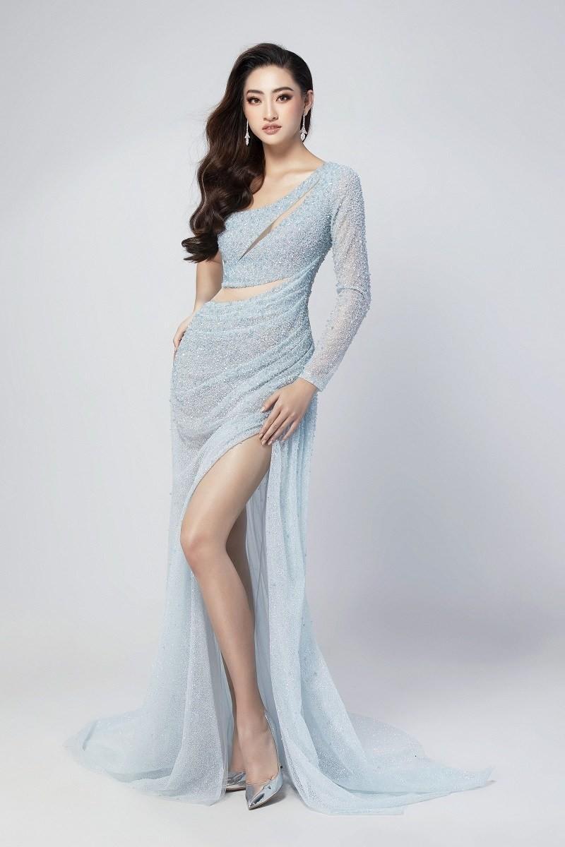 Ngắm Lương Thùy Linh trước giờ G chung kết Hoa hậu Thế giới Ảnh 8