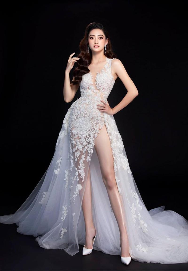 Ngắm Lương Thùy Linh trước giờ G chung kết Hoa hậu Thế giới Ảnh 7