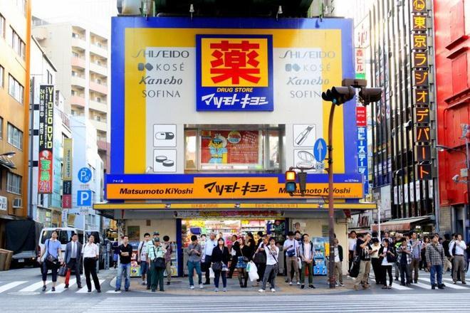 Chuỗi cửa hàng mỹ phẩm lớn nhất Nhật Bản sắp vào Việt Nam Ảnh 1