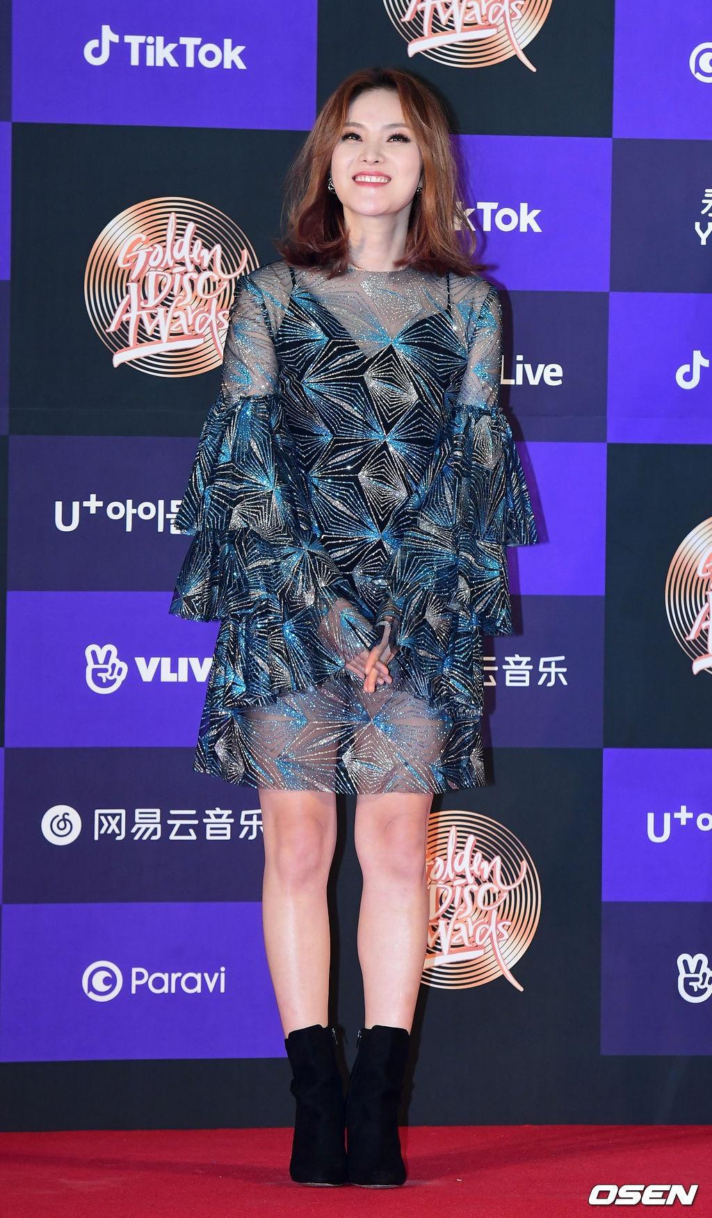 Hai gương mặt đẹp nhất thế giới hội tụ trên thảm đỏ 'Grammy Hàn Quốc' Ảnh 10