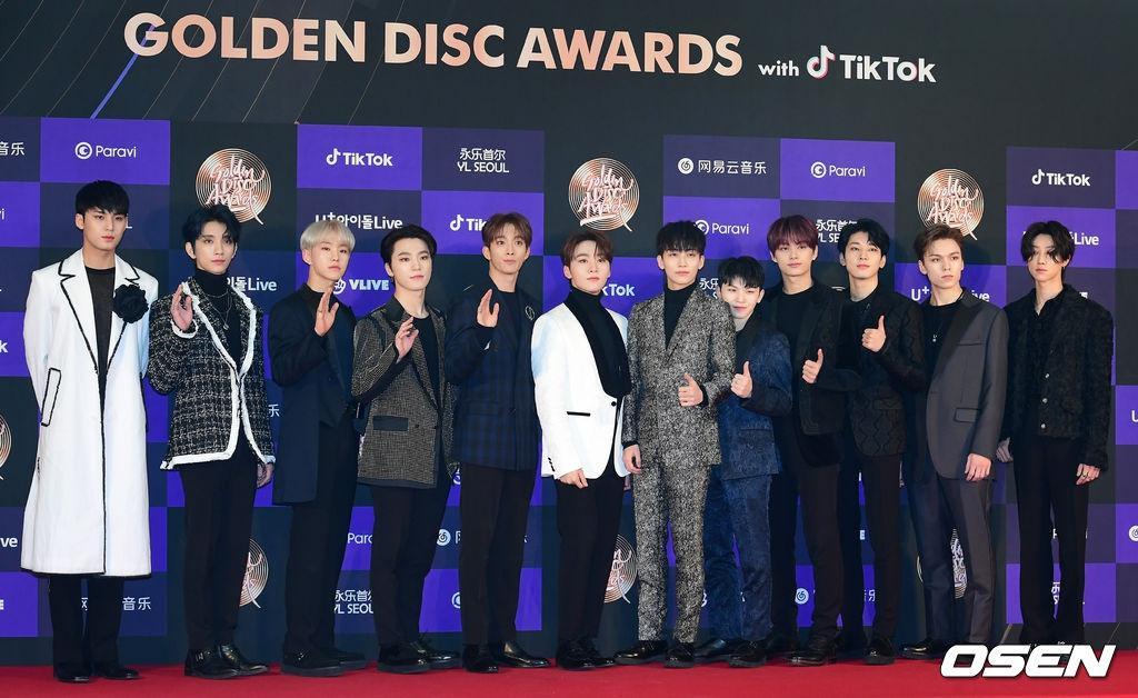 Hai gương mặt đẹp nhất thế giới hội tụ trên thảm đỏ 'Grammy Hàn Quốc' Ảnh 16