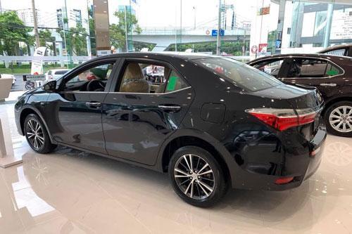 Toyota Việt Nam ưu đãi hấp dẫn cho khách hàng mua xe Innova, Fortuner và Corolla Ảnh 1