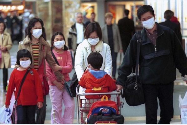Dịch bệnh viêm phổi cấp ở Trung Quốc có thể lây lan sang Việt Nam Ảnh 1