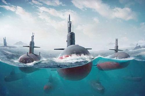 Tàu ngầm lặn thế nào, sao phóng ngư lôi lại không bị nước tràn vào? Ảnh 1