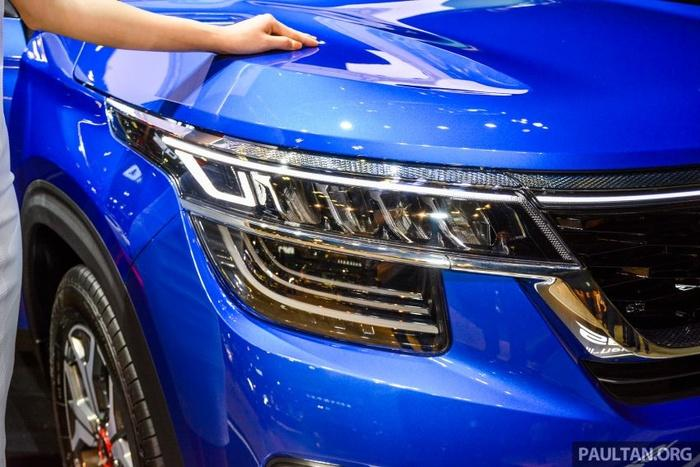 Kia Seltos ra mắt tại Singapore, khách hàng Việt 'dài cổ' chờ đợi Ảnh 8