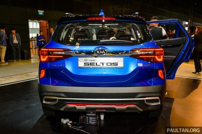 Kia Seltos ra mắt tại Singapore, khách hàng Việt 'dài cổ' chờ đợi Ảnh 5