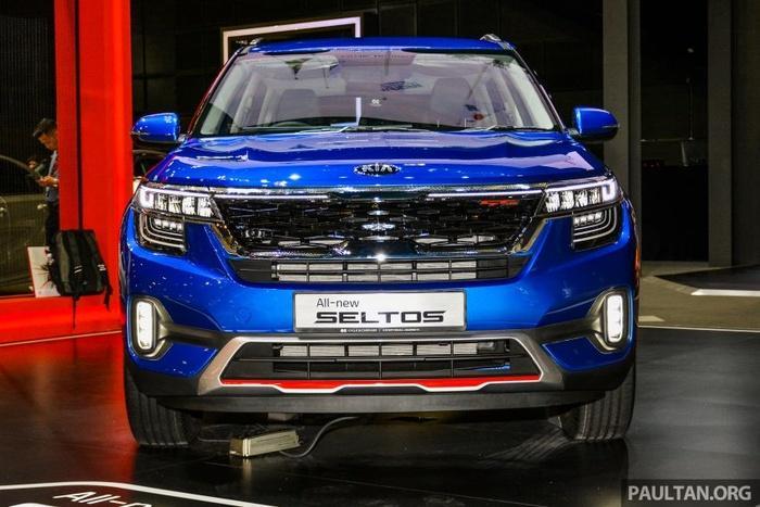 Kia Seltos ra mắt tại Singapore, khách hàng Việt 'dài cổ' chờ đợi Ảnh 4