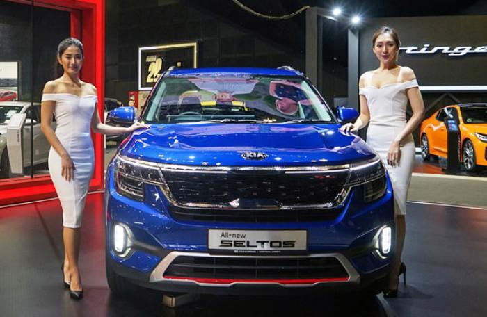 Kia Seltos ra mắt tại Singapore, khách hàng Việt 'dài cổ' chờ đợi Ảnh 1