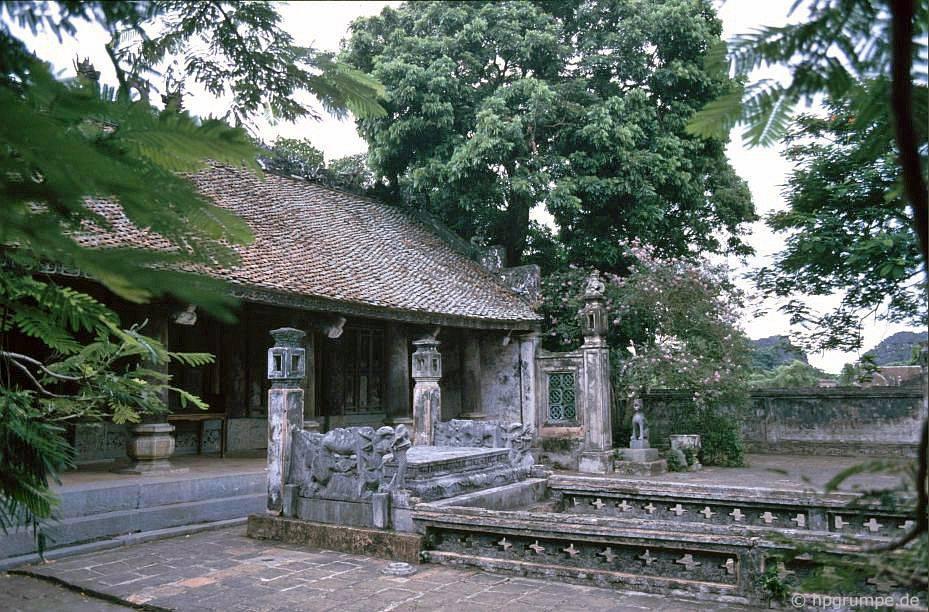 Tam Cốc - Bích Động (Ninh Bình) đẹp giản dị ở những năm 90 Ảnh 5