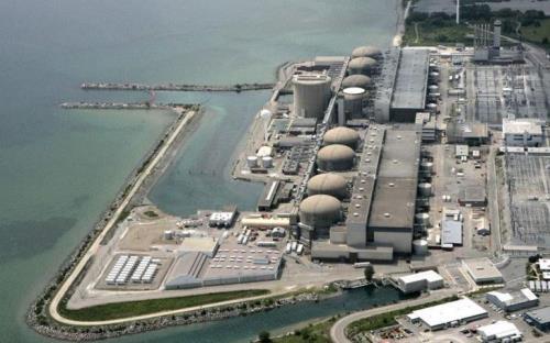 Canada: Sự cố tại nhà máy điện hạt nhân Pickering Ảnh 1