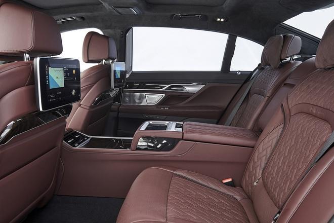 BMW 7-Series 2020 ra mắt tại Thái Lan, nâng cấp nội thất và trang bị Ảnh 3