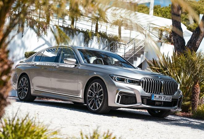BMW 7-Series 2020 ra mắt tại Thái Lan, nâng cấp nội thất và trang bị Ảnh 1
