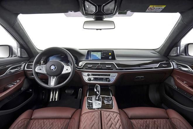 BMW 7-Series 2020 ra mắt tại Thái Lan, nâng cấp nội thất và trang bị Ảnh 2