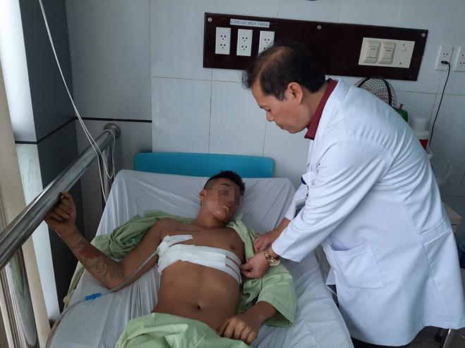 Sóc Trăng: Giáp Tết, cứu sống người bị đâm thủng tim, đột quỵ Ảnh 1