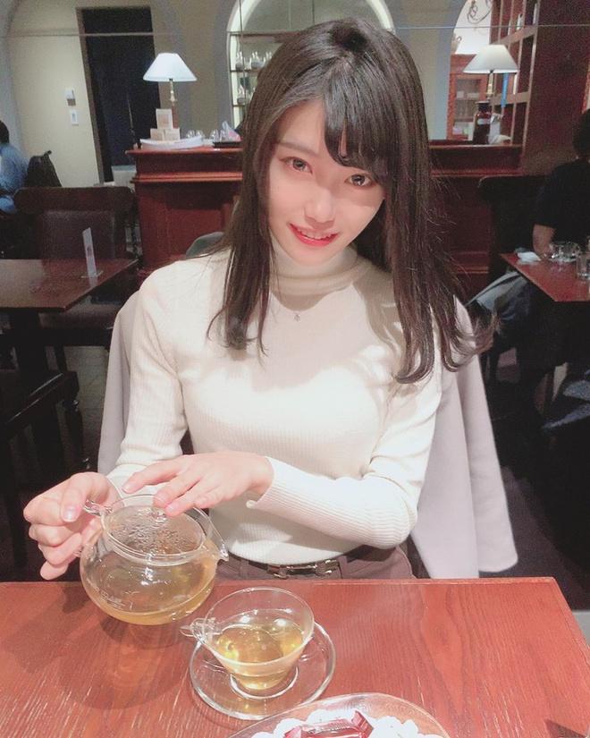Nhan sắc nữ sinh ngành kỹ thuật Nhật Bản hay bị nhầm là ca sĩ Ảnh 6