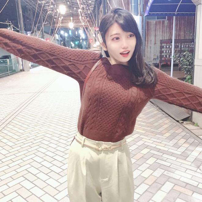 Nhan sắc nữ sinh ngành kỹ thuật Nhật Bản hay bị nhầm là ca sĩ Ảnh 3