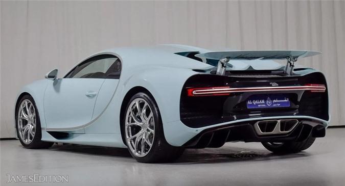'Hàng độc' Bugatti Chiron Vainqueur de Coeur rao bán gần 4 triệu USD Ảnh 3