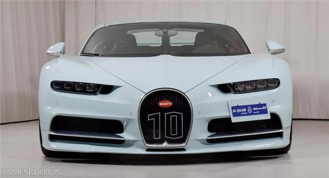 'Hàng độc' Bugatti Chiron Vainqueur de Coeur rao bán gần 4 triệu USD Ảnh 2