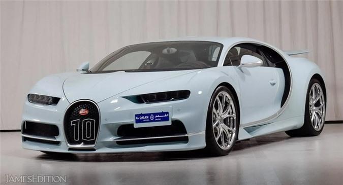 'Hàng độc' Bugatti Chiron Vainqueur de Coeur rao bán gần 4 triệu USD Ảnh 1