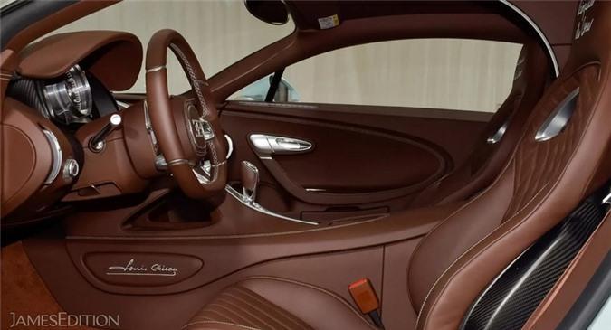'Hàng độc' Bugatti Chiron Vainqueur de Coeur rao bán gần 4 triệu USD Ảnh 5