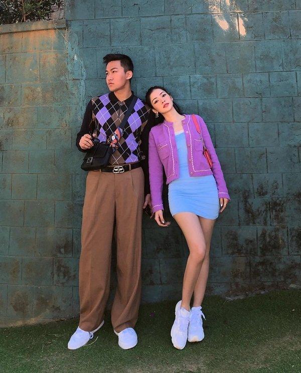Mặc áo khoác giống Jennie Black Pink nhưng cách mix đồ của Chi Pu cao tay hơn hẳn Ảnh 2