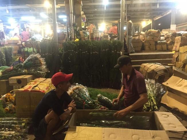 Bông cải, cà rốt Việt Nam đánh bại hàng Trung Quốc Ảnh 1