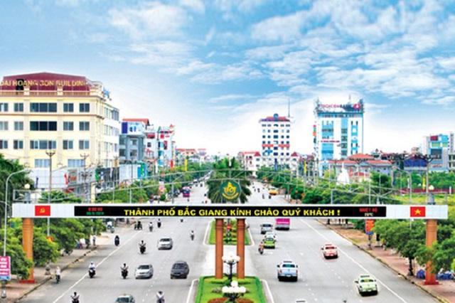Phê duyệt nhiệm vụ lập quy hoạch tỉnh Bắc Giang Ảnh 1