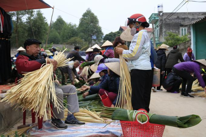 Ghé thăm chợ Rào, Bắc Giang vào một ngày giáp Tết Ảnh 1