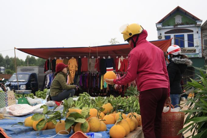 Ghé thăm chợ Rào, Bắc Giang vào một ngày giáp Tết Ảnh 4