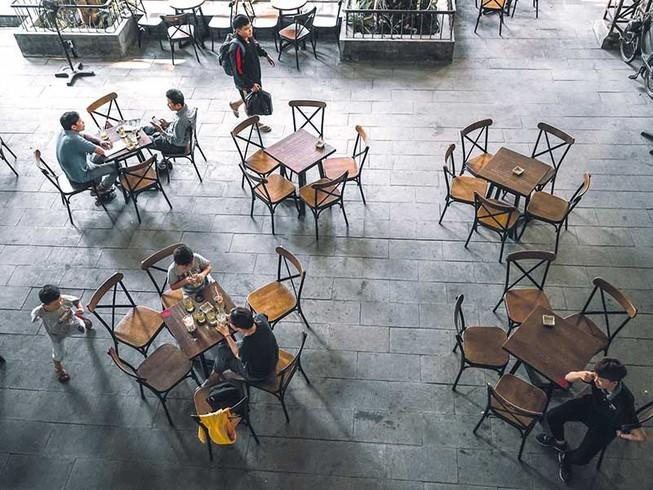 'Tám' chuyện cà phê Mỹ - cà phê Sài Gòn Ảnh 1