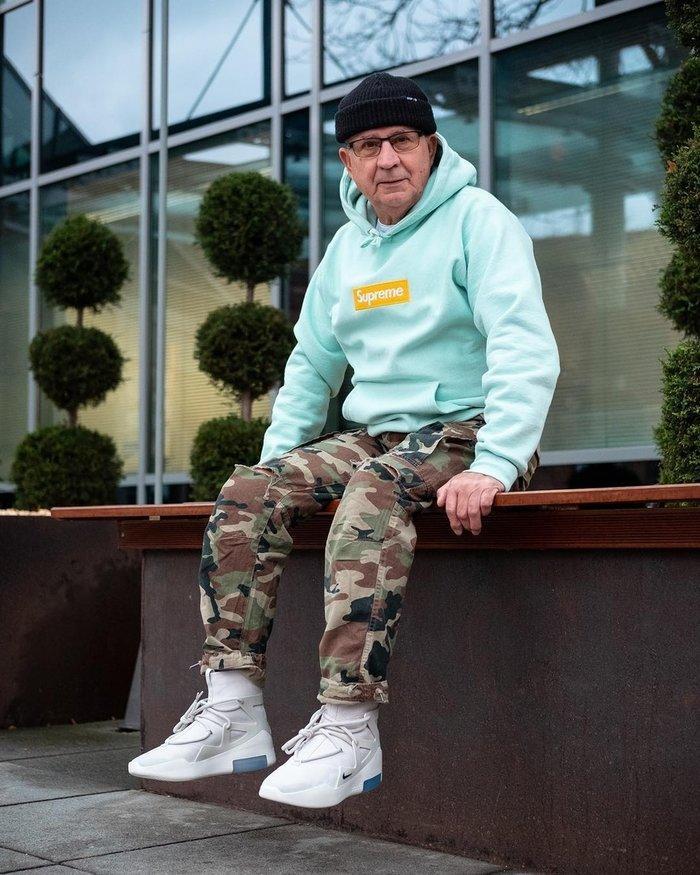 Cụ ông 73 tuổi nổi đình đám Instagram nhờ gu thời trang 'chất phát ngất' Ảnh 4