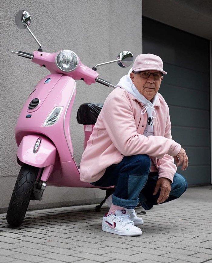 Cụ ông 73 tuổi nổi đình đám Instagram nhờ gu thời trang 'chất phát ngất' Ảnh 3