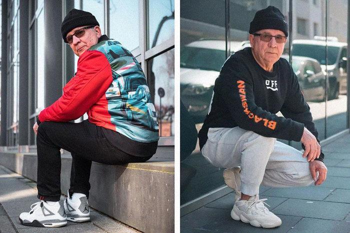 Cụ ông 73 tuổi nổi đình đám Instagram nhờ gu thời trang 'chất phát ngất' Ảnh 1
