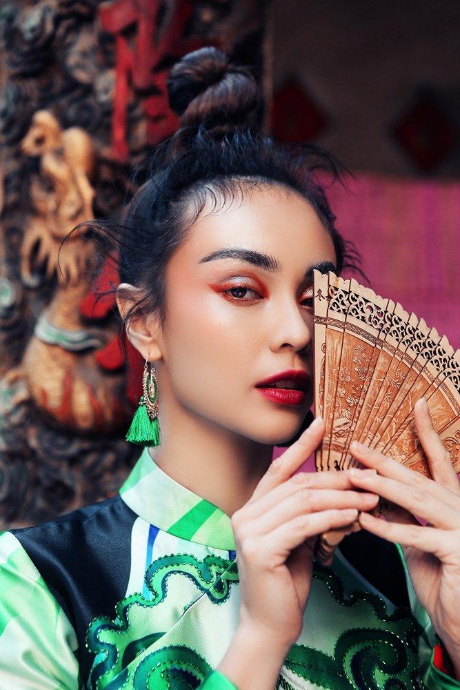 MLee quyết tâm trở thành 'đả nữ' giống Ngô Thanh Vân trong năm mới 2020 Ảnh 3