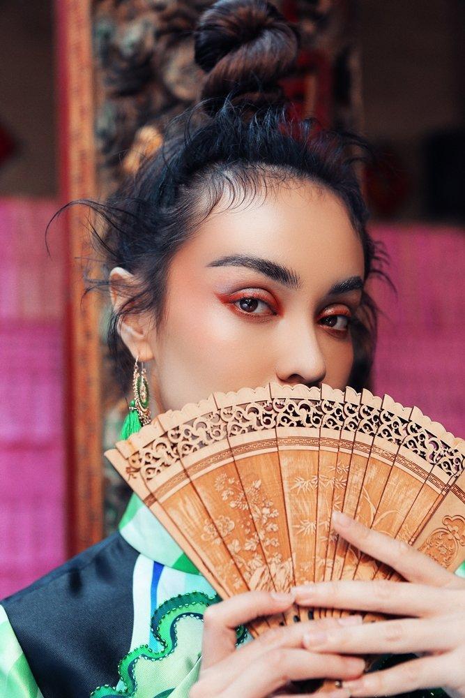 MLee quyết tâm trở thành 'đả nữ' giống Ngô Thanh Vân trong năm mới 2020 Ảnh 1